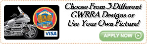 GWRRA Visa Card logo